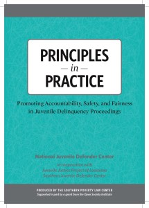 Principles in Practice Cover