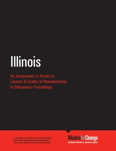 Illinois Assessment Cover Page