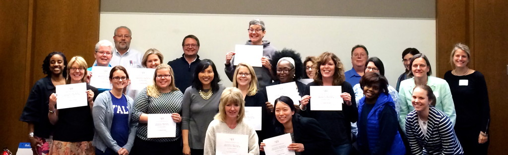 Congratulations to the Second Class of Certified JTIP Trainers!