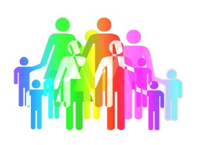 Family engagement rainbow