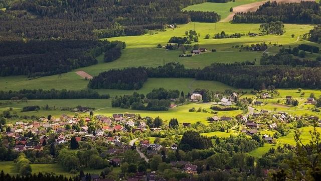 Rural Community - pixabay.com