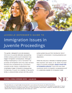 NJDC – Promoting justice for all children